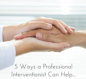 Have you and your family considered seeking services from an interventionist? Find out 5 ways a drug intervention specialist can help your loved one. #intervention #addiction #drugrehab