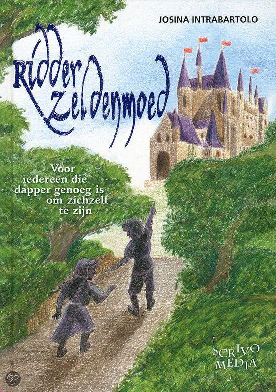 9/52 Ridder Zeldenmoed. Mooi boek voor kinderen. Achterin tips voor kind/ouder/leraren. #boekperweek