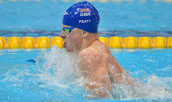 Peaty and Halsall join gold rush in London to boost Great Britain's medal tally