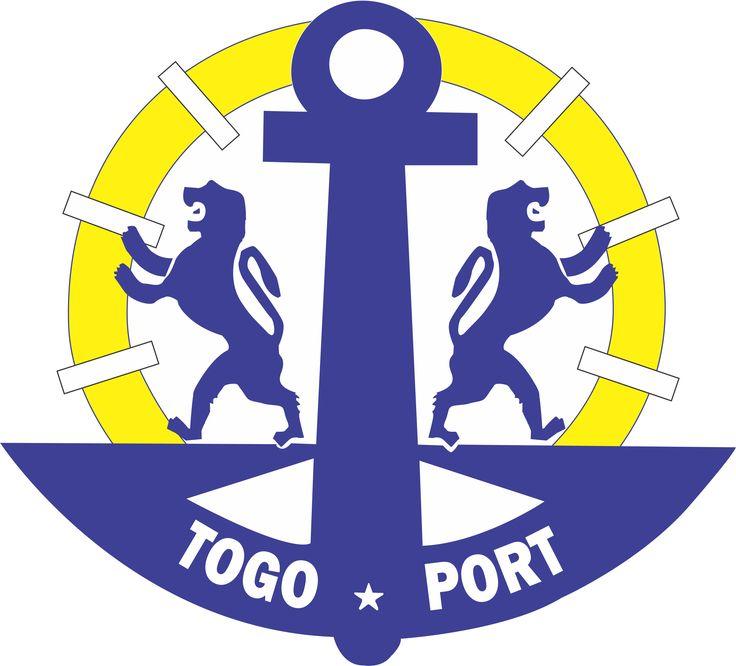 AS Togo-Port (Lomé, Togo) #ASTogo-Port #Lomé #Togo (L13135)