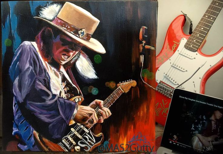 String's Colors Waves Acrylic / wood The King of Blues SRV Steve Ray Vaughan #steverayvaughan 👑🎸🎨 #artwork #artist #illustration #blues #galleries  #instaartist #artstudio #photooftheday #loveit #selfie #instadaily #tattoos #picoftheday #instacool #rock #music #genre #song #songs  #melody #love #instagood #goodmusic #instamusic #songwriter #cover #guitar #guitarrist #Draw #Painting #Paint #Art