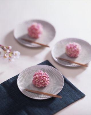 Traditional Japanese Wagashi Cake
