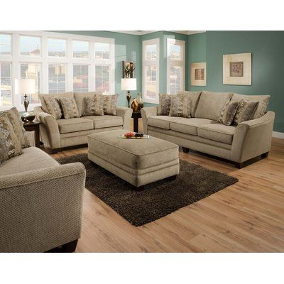 stylish traditional designed vicki living room collection by darby with welted rolled arms reversible seat cushions enhanced with beauty rest pocketed