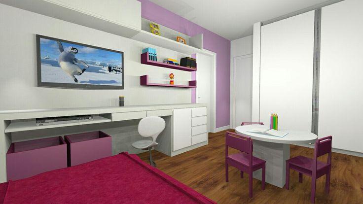 Projeto 3D Hta móveis