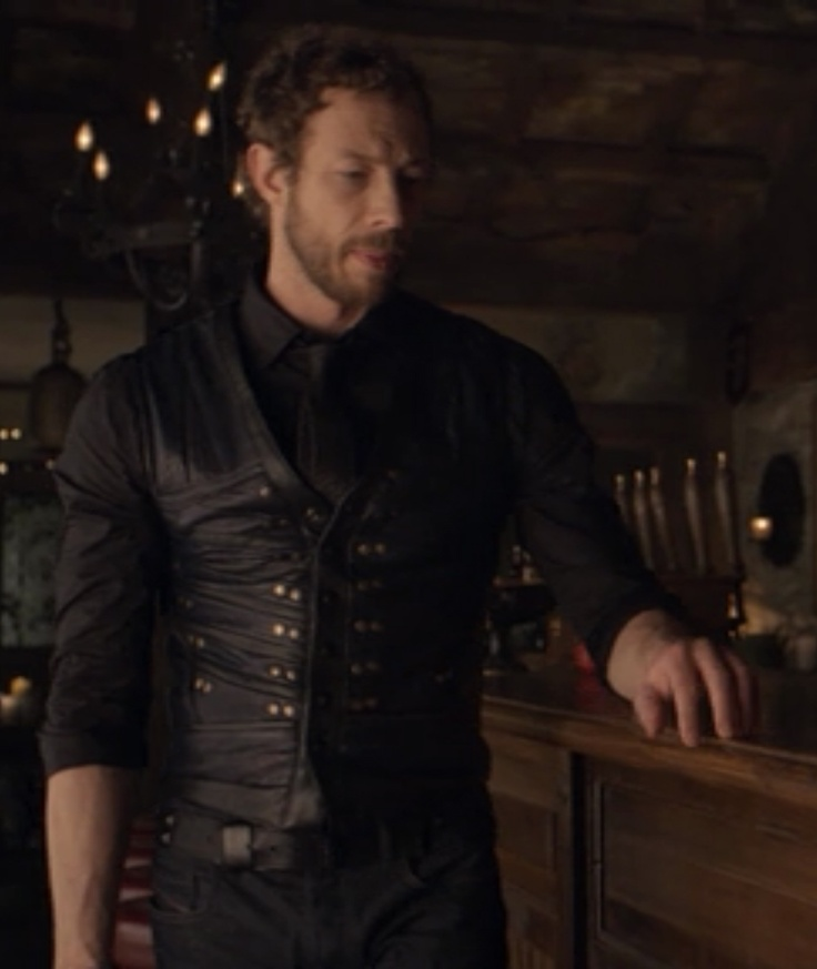Kris Holden-Ried as Dyson (Lost Girl) | girly pleasures ...Lost Girl Dyson Tattoo