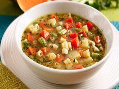 sopa de legumes para emagrecer vigilantes do peso emagrece mesmo simples