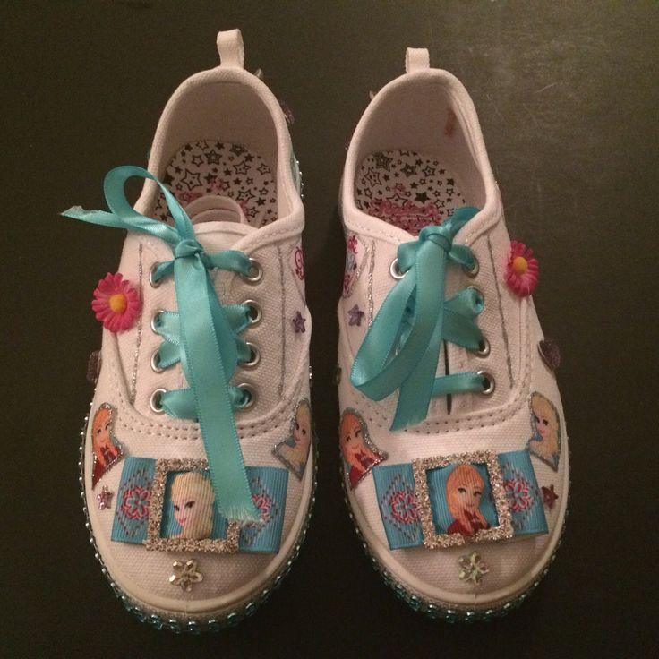Girls Embellished Shoes