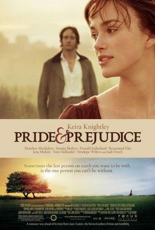 Orgullo y prejuicio (2005) - Las 101 mejores películas de época