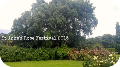 Gingerbread Beauty Life: Festival Fun: St Anne's Rose Festival. Read all about the annual festival held in my local park!