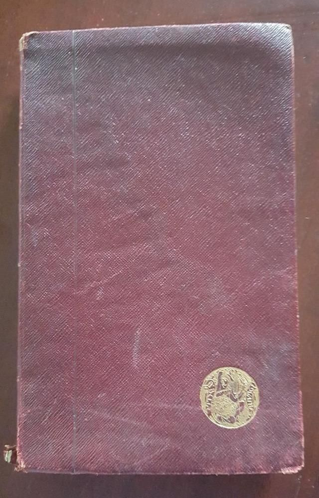 Wuthering Heights by Emily Bronte - 1909 Edition - Rare find!