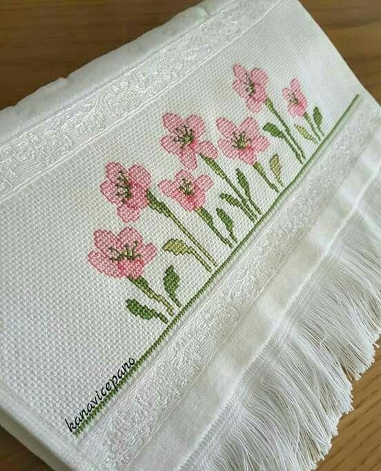 Barrado de flores
