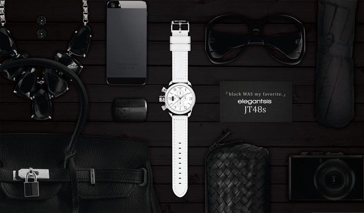 elegantsis watch JT48s Lady Military Chronograph