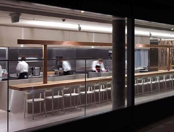 46 Best Images About Open Kitchen Restaurant On Pinterest Restaurant Bar A