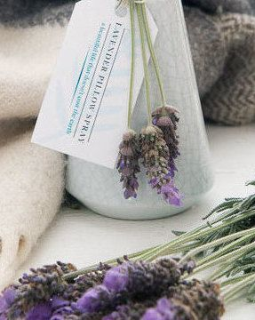 Lavender-pillow-spray | Blah Blah Magazine