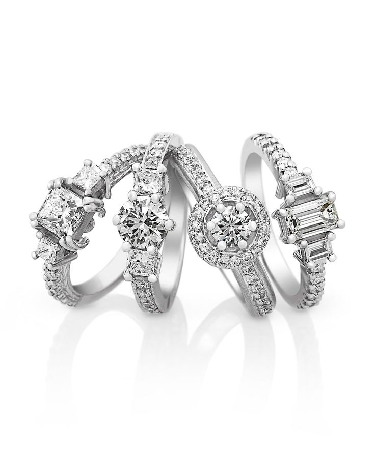 Jenna Clifford Designs | Bridal › Engagement Rings