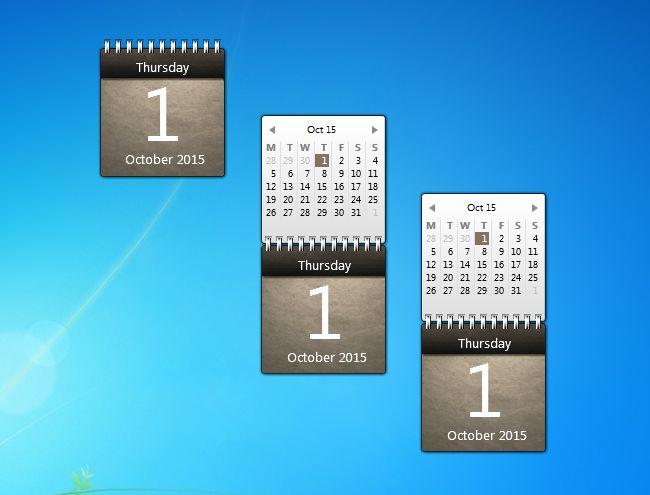 Calendar Planner Windows Gadget : Best calendar gadgets win images on pinterest
