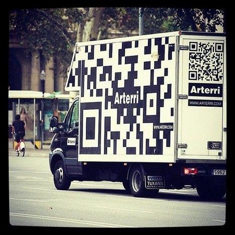Qrcode car | QRdressCode | Scoop.it