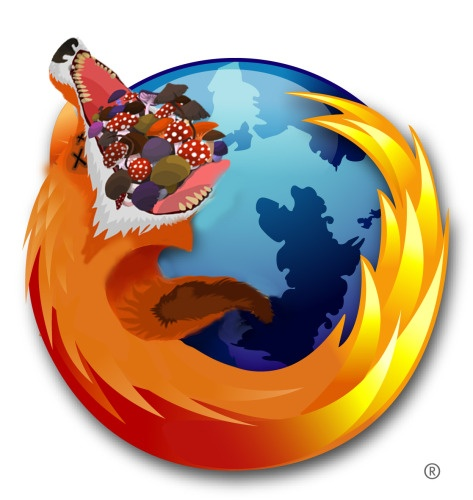 новый логотип ФайрФокс