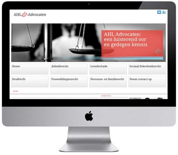 Linkbuilding voor AHL Advovaten Utrecht. Nummer 1 posities voor advocatenkantoor-, advocaat- en advocaten Utrecht http://ahladvocaten.nl/