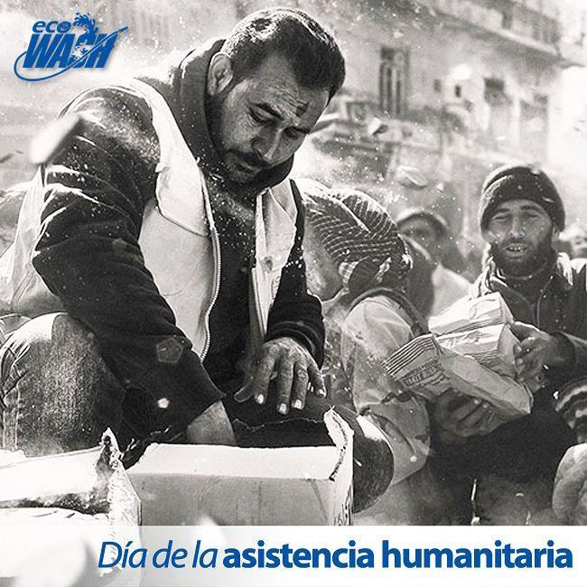 Hoy queremos destacar la labor de quienes de forma individual y organizada dedican sus mejores esfuerzos afrontan los obstáculos para prestar ayuda a las personas necesitadas. #díadelaasistenciahumanitaria. . Foto de Nazeer Al-Khatib/Stringer en Naciones Unidas .  #panama #pty #pty507 #chamosenpanamá #panamacity #panamagram #venezolanospty #panamaventas #mipanama #ecowash_pty
