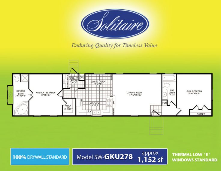 1000 images about floor plans on pinterest craftsman solitaire mobile homes floor plans trend home design and