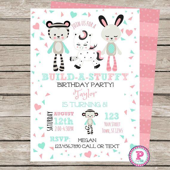 This Item Is Unavailable Etsy Animal Birthday Party Animal Party Invitations Animal Party