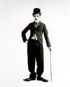 Charles Chaplin - inspiração!