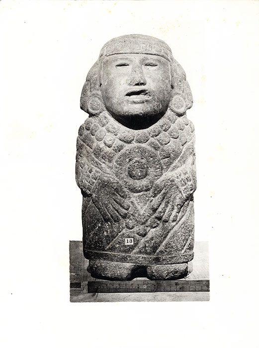 Aztecas - Dibujos y fotografías