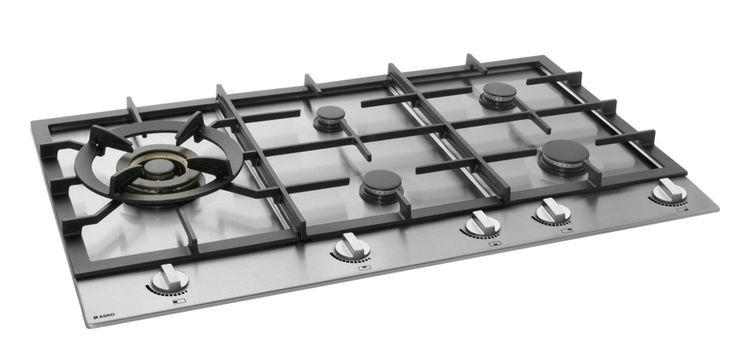 Brand: Asko Model: HG1984S - 90 cm 5 Burner Gas Supplier: Asko, AppliancesOnline Price: $1,999