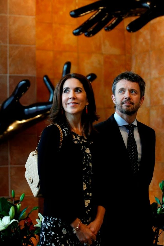 MYROYALS &HOLLYWOOD FASHİON: Crown Prince Frederik and Crown Princess Mary Visit Mexico - Day 3