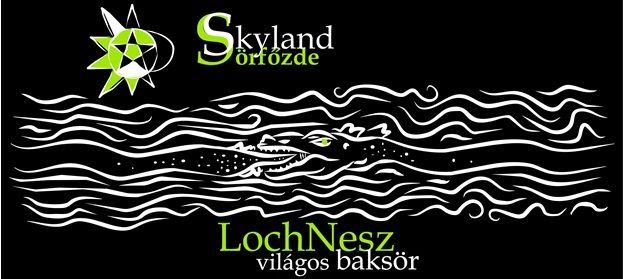 Skyland Sörfőzde - LochNesz világos baksör