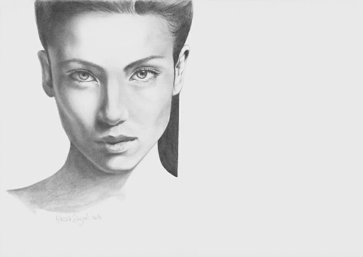 Maeva . Berliners Collection 2012/2013 . Pencil on paper A3