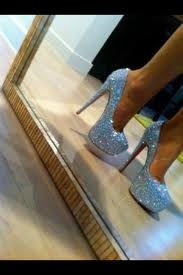 These are the shoes Louis Tomlinson bought for girlfriend Eleanor Calder (CHRIStmas). She likes them but told him never to spend that much on her again. :): Sparkly Heels, Wedding Shoes, Sparkly Shoes, Glitter Shoes, Something Blue, High Heels, Christian Louboutin, Glitter Heels, Christianlouboutin