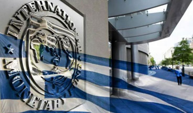 """The participation of the International Monetary Fund in the Greek bailout programme is """"non-negotiable"""", the head of eurozone finance ministers said on Thursday.Speaking at the end of a monthly meet"""