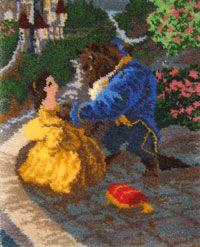 12 Best Latch Hook Rug Kits Disney Images On Pinterest