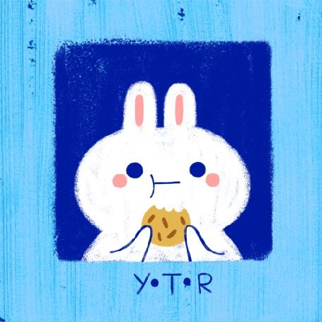 Заяц жует печенье, YTR