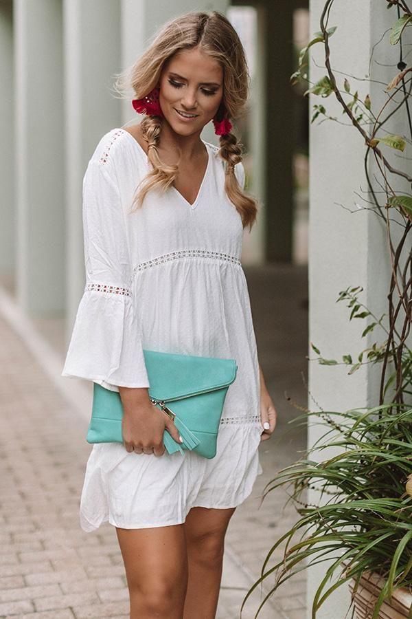 9a4b8074cf89 Little White Dresses | Impressions Online Boutique • Impressions Online  Boutique