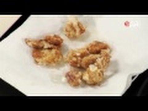Как правильно пожарить свинину во фритюре (инструкция) /  Илья Лазерсон / Обед безбрачия - YouTube