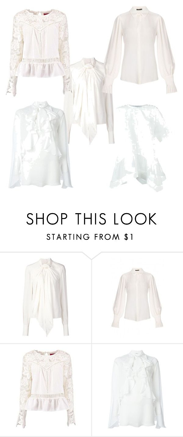 """""""Untitled #28"""" by balog-viki on Polyvore featuring Jason Wu, Alexander McQueen and Givenchy"""