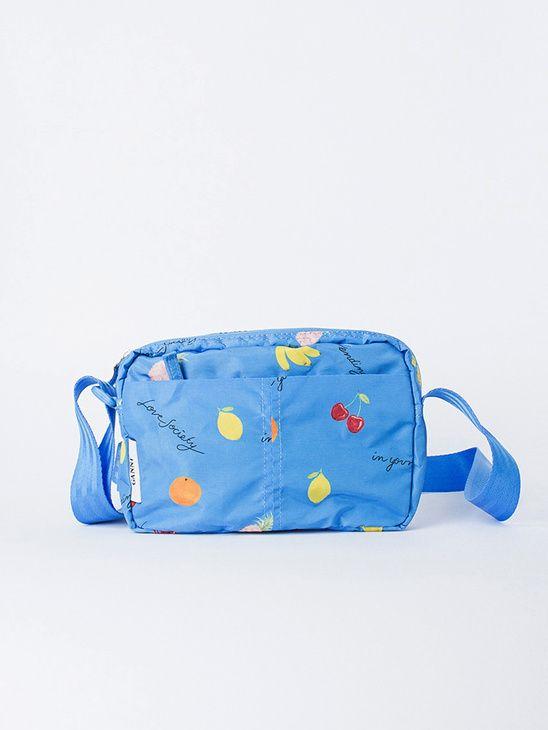 e542a3639b APLACE Fairmont Bag Small - Ganni