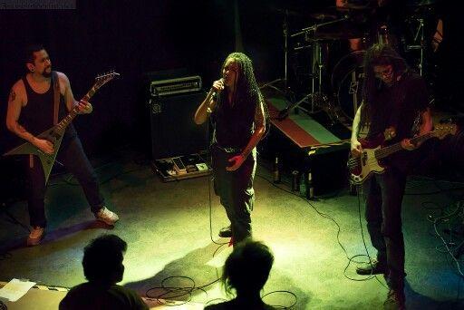 Meat  #meatofficialband #concert #annalandsberger #artistsinberlin #rockconcert