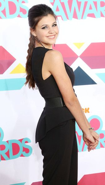 Amber Montana attends the 2013 HALO Awards at the Hollywood Palladium on November 17, 2013 in Hollywood, California.