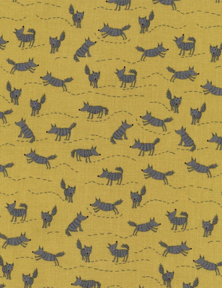Wolf-Mustard