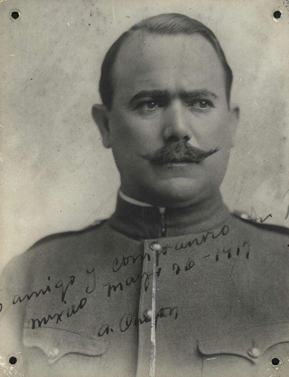 General Álvaro Obregón