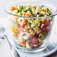 Tupperware - Bunter Weizen-Salat