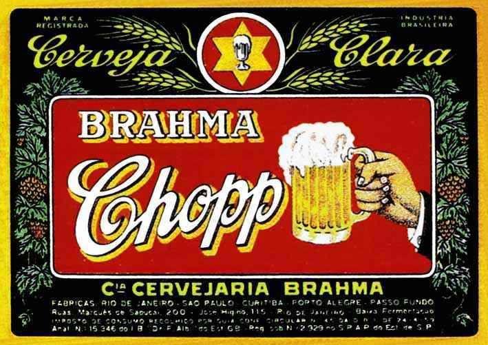 Brahma Chopp - Cerveja Clara