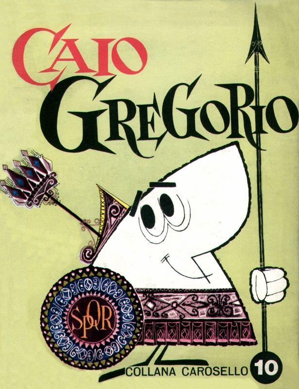Carosello - Terital Rhodiatoce - Caio Gregorio