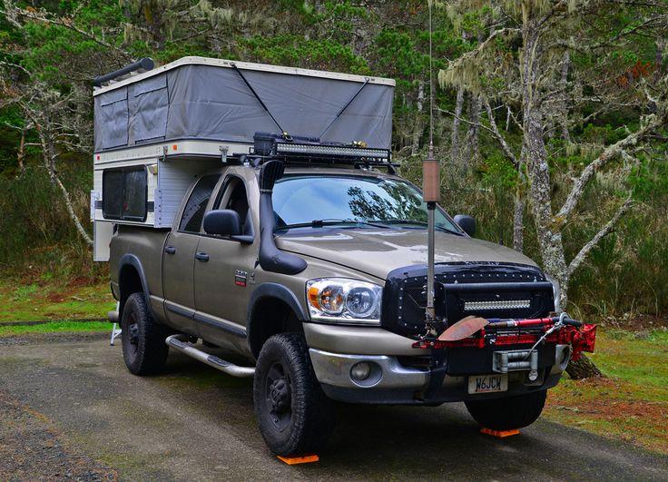 2007, Dodge 2500 5.9 QC Short Bed 4X4, Auto, Warn 12000lb