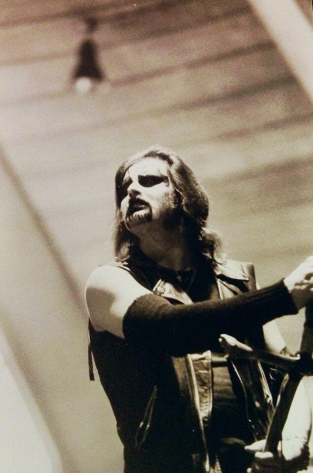 King Diamond (Mercyful Fate)