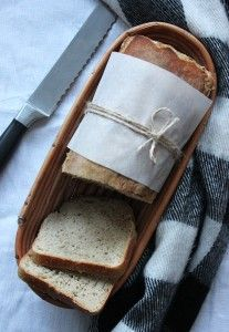 Prosty chleb pszenno-żytni